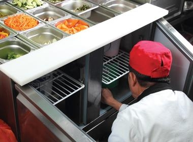 commercial box refrigeration